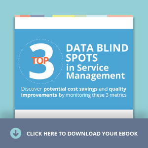 Potential cost savings and quality improvements by monitoring these 3 metrics