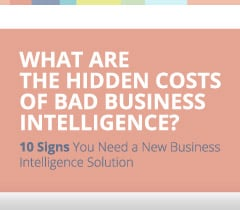 Stop Spending Money on Bad Business Intelligence